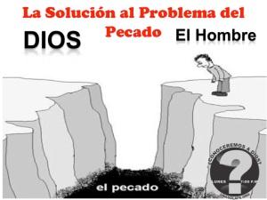 La solución al problema del Pecado