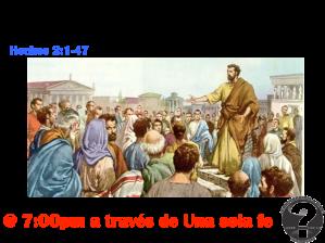 EL día de Pentecostes